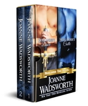 Highlander Time Travel Boxed Set ebook by Joanne Wadsworth