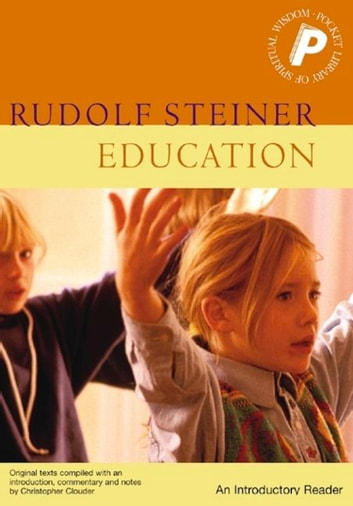 Education ebook by Rudolf Steiner