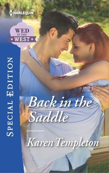 Back in the Saddle - A Single Dad Romance ebook by Karen Templeton