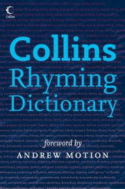 Collins Rhyming Dictionary ebook by Rosalind Fergusson,Andrew Motion