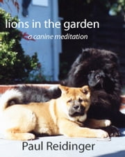 Lions in the Garden: A Canine Meditation ebook by Paul Reidinger