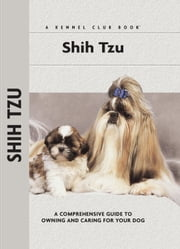 Shih Tzu ebook by Juliette Cunliffe
