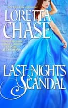 Last Night's Scandal ebook by