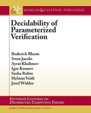 Decidability of Parameterized Verification ebook by Bloem, Roderick