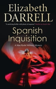 Spanish Inquisition ebook by Elizabeth Darrell