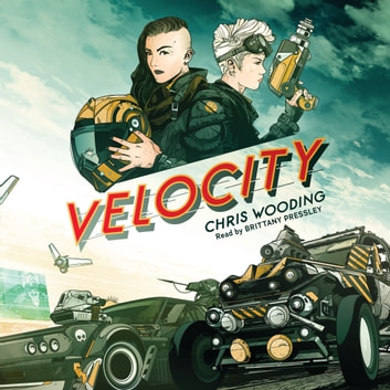 Velocity audiobook by Chris Wooding