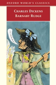 Barnaby Rudge ebook by Charles Dickens,Jon Mee
