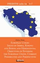 European Union: Issues of Serbia, Kosovo and Bosnia and Herzegovina. Objectives of Entering the European Union, Current Possibilities and Perspectives ebook by Eldina Pleho