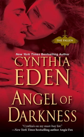 Angel of Darkness ebook by Cynthia Eden