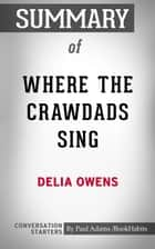 Summary of Where the Crawdads Sing ebook by Paul Adams