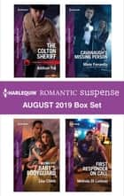 Harlequin Romantic Suspense August 2019 Box Set ekitaplar by Addison Fox, Lisa Childs, Melinda Di Lorenzo,...