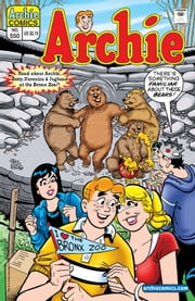 Archie #550 ebook by George Gladir,Craig Boldman,Greg Crosby,Stan Goldberg,Bob Smith,Vickie Williams,Bill Yoshida,Barry Grossman