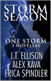Storm Season ebook by Alex Kava,Erica Spindler,J.T. Ellison