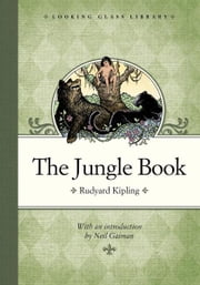 The Jungle Book ebook by Rudyard Kipling,Neil Gaiman
