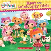 Lalaloopsy: Meet the Lalaloopsy Girls ebook by Samantha Brooke