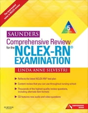 Saunders Comprehensive Review for the NCLEX-RN® Examination ebook by Linda Anne Silvestri
