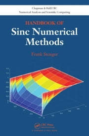 Handbook of Sinc Numerical Methods ebook by Stenger, Frank
