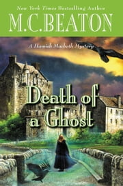 Death of a Ghost ebook by Kobo.Web.Store.Products.Fields.ContributorFieldViewModel