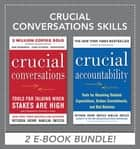 Crucial Conversations Skills ebook by Kerry Patterson, Joseph Grenny, Ron McMillan,...
