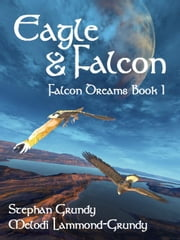 Eagle and Falcon [Falcon Dreams Trilogy - Book One] ebook by Grundy, Stephan