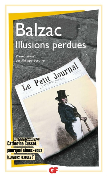 Illusions perdues ebook by Philippe Berthier,André Lorant,Honoré (de) Balzac