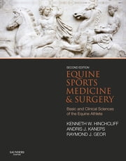 Equine Sports Medicine and Surgery ebook by Kenneth W Hinchcliff,Andris J. Kaneps,Raymond J. Geor