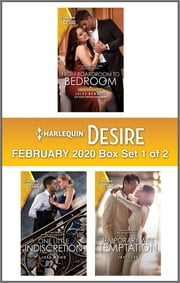 Harlequin Desire February 2020 - Box Set 1 of 2 ebook by Jules Bennett, Joss Wood, Jayci Lee