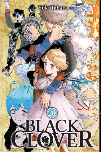 Black Clover T20 ebook by Yuki Tabata,Yuki Tabata