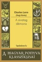 A sivatag démona ebook by Charles Lorre