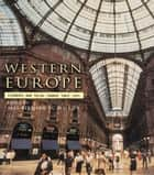 Western Europe ebook by Max Schulze