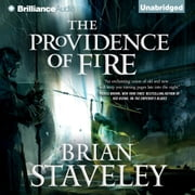 Providence of Fire, The audiobook by Brian Staveley