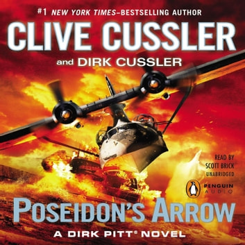 Poseidon's Arrow audiobook by Clive Cussler,Dirk Cussler