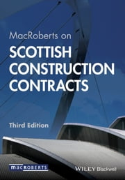 MacRoberts on Scottish Construction Contracts ebook by MacRoberts