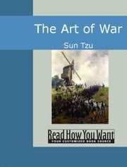 The Art Of War ebook by Tzu,Sun