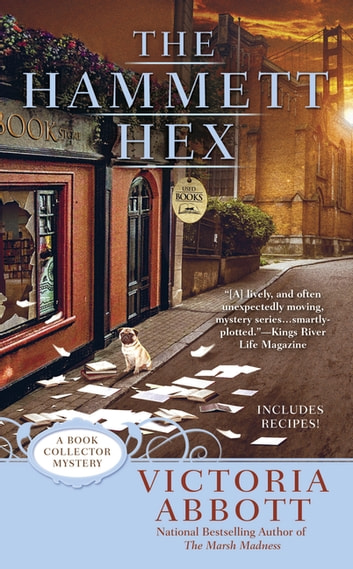 The Hammett Hex ebook by Victoria Abbott
