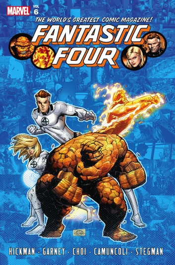 Fantastic Four by Jonathan Hickman Vol. 6 ebook by Jonathan Hickman
