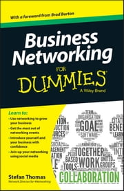 Business Networking For Dummies ebook by Stefan Thomas