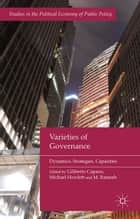 Varieties of Governance ebook by G. Capano,M. Howlett,M. Ramesh