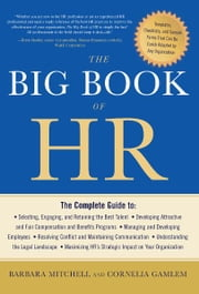The Big Book of HR ebook by Barbara Mitchell