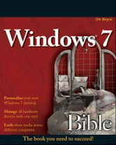 Windows 7 Bible ebook by Jim Boyce