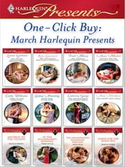 One-Click Buy: March Harlequin Presents - The Italian Billionaire's Pregnant Bride\The Spaniard's Pregnancy Proposal\The Sheikh's Convenient Virgin\Bedded for the Italian's Pleasure\Taken by Her Greek Boss\From Waif to His Wife ebook by Lynne Graham,Kim Lawrence,Trish Morey,Anne Mather,Cathy Williams,Lindsay Armstrong