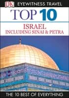 Top 10 Israel, Sinai, and Petra ebook by DK Travel