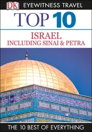 Top 10 Israel, Sinai, and Petra ebook by DK Publishing