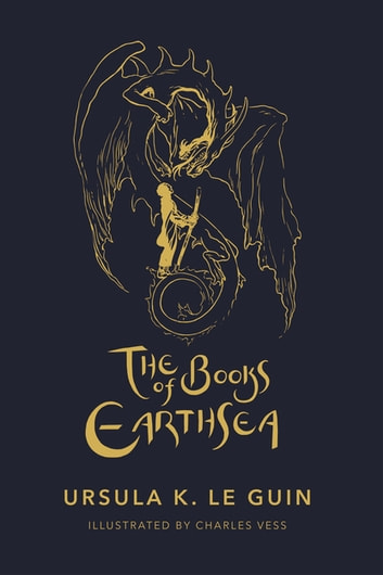 The Books of Earthsea: The Complete Illustrated Edition ebook by Ursula K. Le Guin