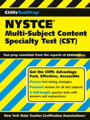 CliffsTestPrep NYSTCE: Multi-Subject Content Specialty Test (CST) ebook by American BookWorks Corporation