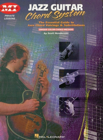 Jazz Guitar Chord System Music Instruction Ebook By Scott