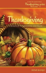 Thanksgiving ebook by Remi Banjo