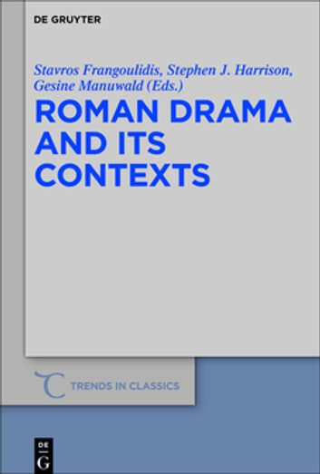 Roman Drama and its Contexts ebook by