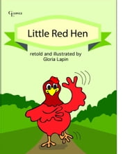 Little Red Hen ebook by Gloria Lapin