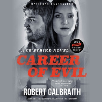 Career of Evil audiobook by Robert Galbraith